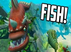 Игра Fish.io